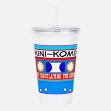 Mini-Komix Mix Tape Acrylic Double-wall Tumbler