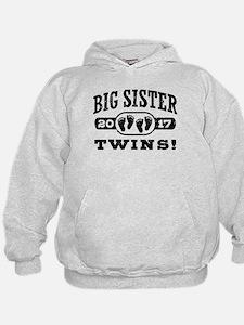 Big Sister Twins 2017 Hoody