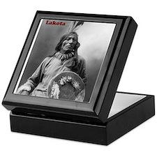 Fool Bull - Lakota Keepsake Box