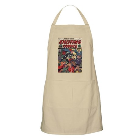 Exciting Comics issue 48 BBQ Apron