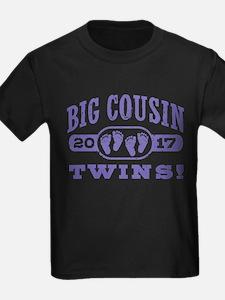 Big Cousin Twins 2017 T