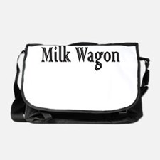 Milk Wagon Messenger Bag