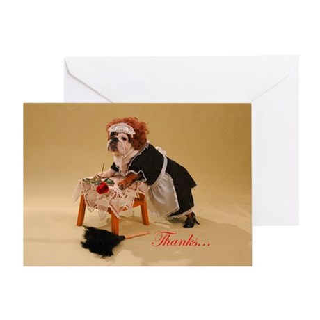 Maid My Day Card