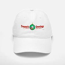 Treason's Greetings II Baseball Baseball Cap