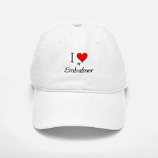 I Love My Embalmer Baseball Baseball Cap