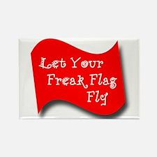 Freak Flag Magnets