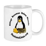 Mug Montana Linux Group
