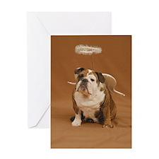 Chubby Cherub-BLANK Card