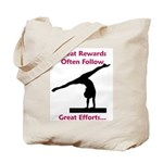 Gymnastics Tote Bag - Rewards