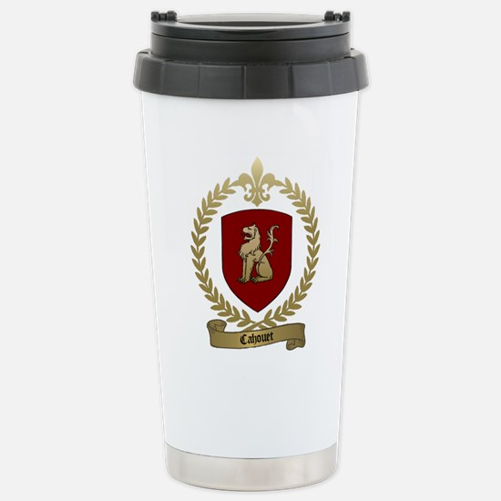 Cahouet.png Stainless Steel Travel Mug