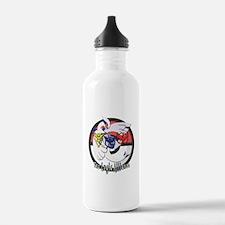 The Lugia Alliance Logo Water Bottle