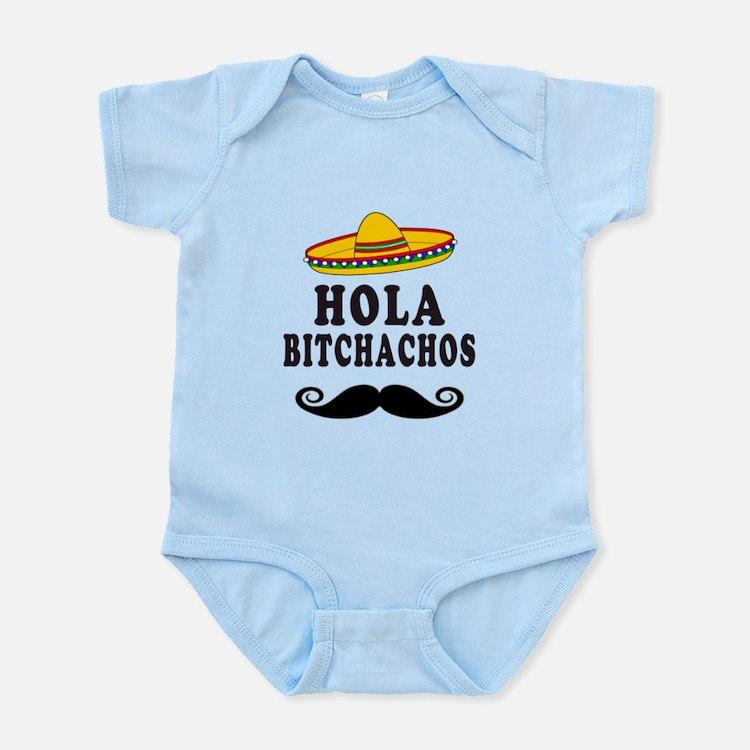 Hola Bitchachos Body Suit