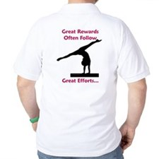 Gymnastics Shirt - Rewards