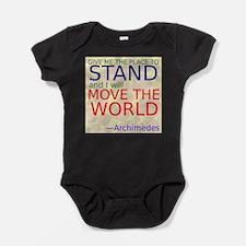 Cute Places Baby Bodysuit