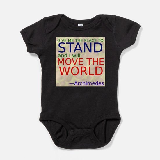 Cute Stand Baby Bodysuit