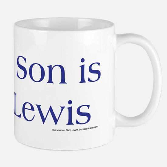 My Son, The Lewis Mug