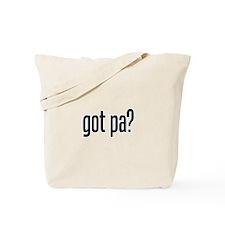 got pa? Tote Bag