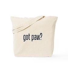got paw? Tote Bag