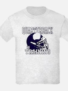 Quarterback in Training T-Shirt