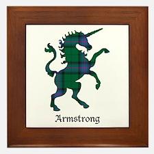 Unicorn - Armstrong Framed Tile