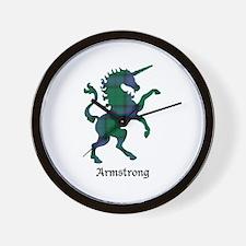 Unicorn - Armstrong Wall Clock