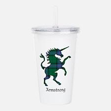 Unicorn - Armstrong Acrylic Double-wall Tumbler