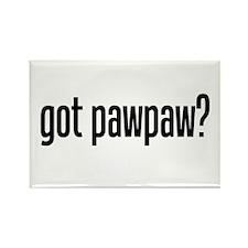 got pawpaw? Rectangle Magnet