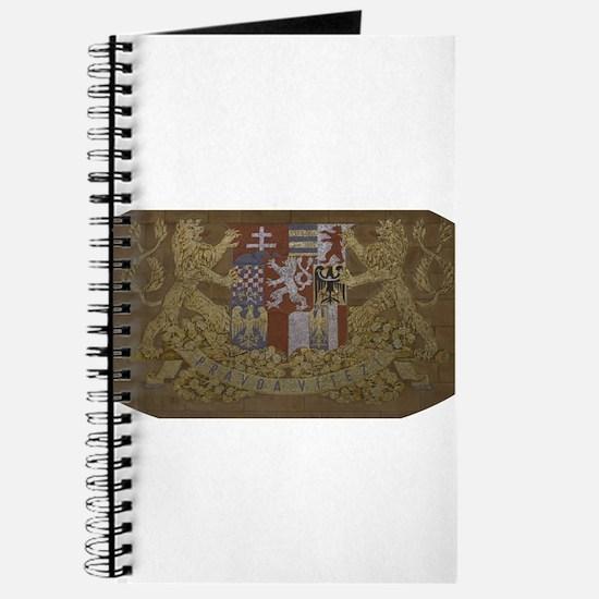 Unique American lion Journal