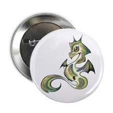 Cute Dragon Button