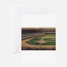 Chicago, Illinois - Comiskey Park Greeting Cards