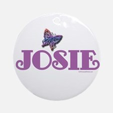 JOSIE Ornament (Round)