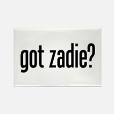 got zadie? Rectangle Magnet