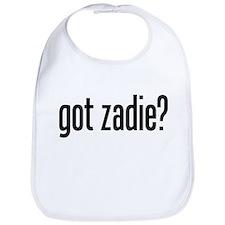 got zadie? Bib
