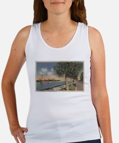 St. Petersburg, FL - Coffee Pot Bayou & Isle Tank