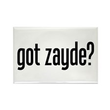 got zayde? Rectangle Magnet
