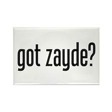 got zayde? Rectangle Magnet