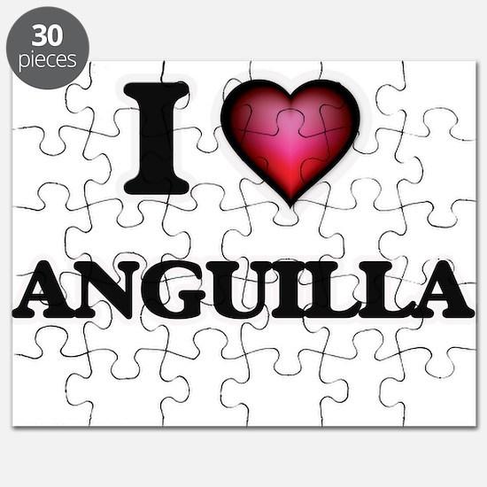 I love Anguilla Puzzle