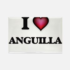 I love Anguilla Magnets