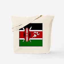 Team Track Kenya Tote Bag