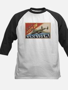 Keep 'Em Flying - B-25 Medium Bomber Baseball Jers