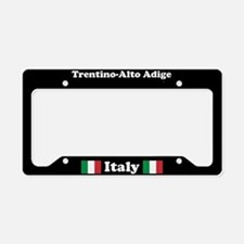 Trentino-Alto Adige IT - LPF License Plate Holder