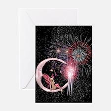 Pinky-2 Greeting Card