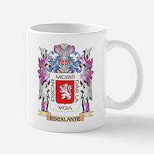 Escalante Coat of Arms (Family Crest) Mugs