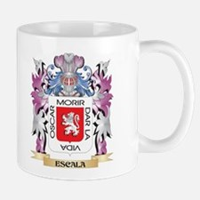 Escala Coat of Arms (Family Crest) Mugs