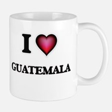 I love Guatemala Mugs
