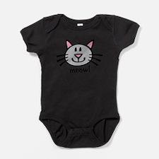Unique Cat Baby Bodysuit