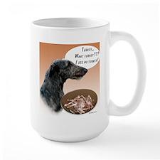 Deerhound Turkey Mug