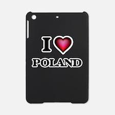I love Poland iPad Mini Case