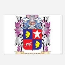 Esteban Coat of Arms (Fam Postcards (Package of 8)