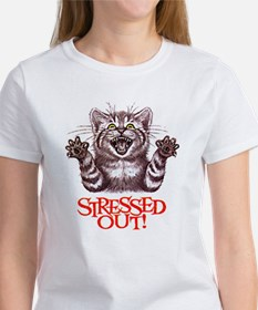 Stressed Out Women's T-Shirt